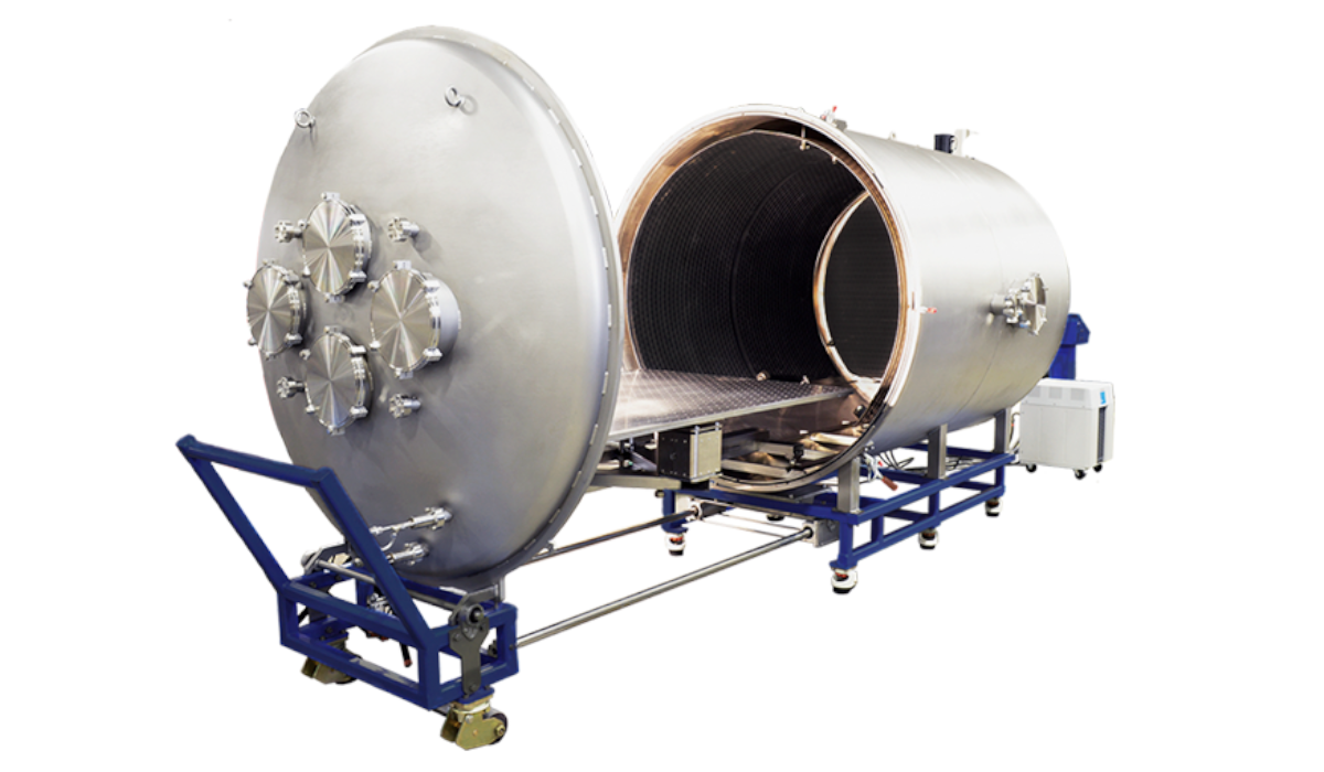 Thumb Thermal Vacuum System on Thermal Vacuum Chamber