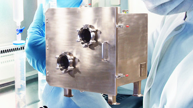 High Purity Vacuum Chamber