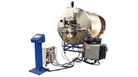 Space Simulation Vacuum System full view