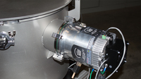 Space Simulation Vacuum System for Micro Satellite Testing
