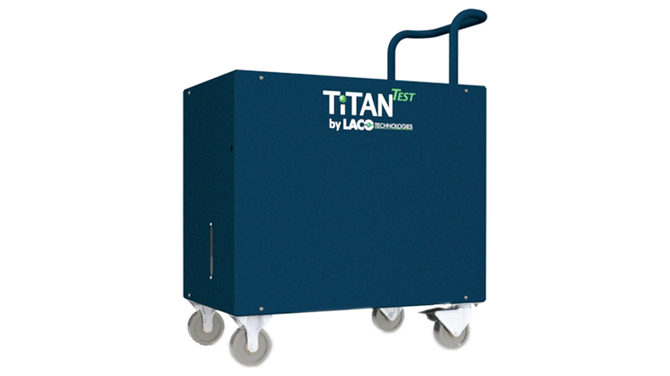TitanTest™ Cart
