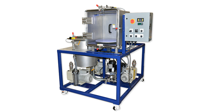 Custom Vacuum Degassing: Encapsulation System
