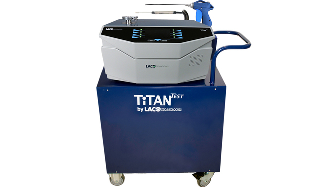 TitanTest Maintenance Cart-Mounted