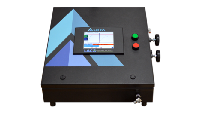 AURA Multi-Test — Front View