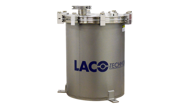 Industrial vacuum chamber for research & development parts testing