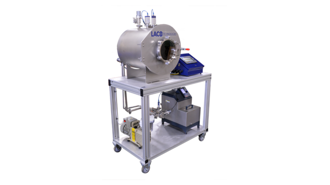 Thermal Vacuum System for Space Simulation