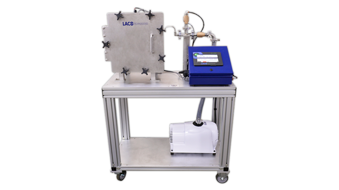 High Vacuum Product Testing System