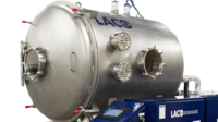 Thermal Vacuum System for Spacecraft Imaging Testing