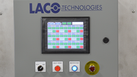 Custom leak test system for auto component testing