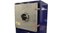 VACUUM OVEN FOR NUCLEAR TRANSMITTER PROCESSING