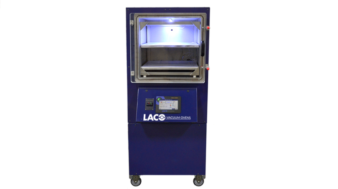 VACUUM OVEN FOR MEDICAL COMPONENT PROCESSING