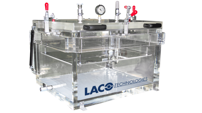 ASTM Bubble Immersion Leak Test Chamber for Medical Device Packaging