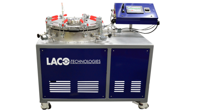 Thermal Degassing System for Aerospace Components