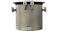 "12"" X 12"" VH Vacuum Chamber shown with U-Gasket Seal"