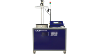 Automated cart vacuum degassing system - open lid