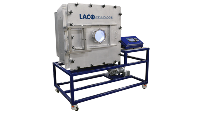 Custom Thermal Vacuum Test System